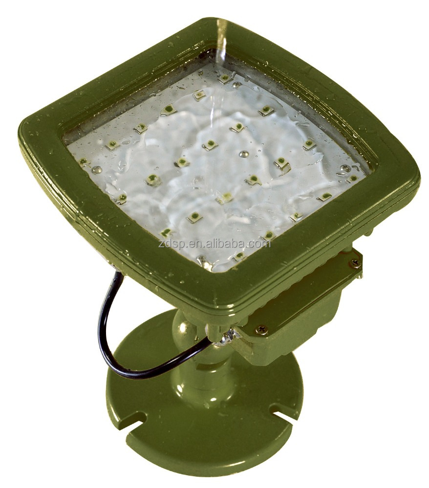 UL844 listed class 1 division 2 <strong>oil</strong> field mining led explosion proof light 40w