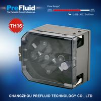 low cost Prefluid TH16 stepper motor peristaltic dispenser Pump head, dosing pump setup