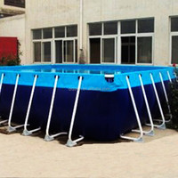 Funny excitting inflatable adult swimming pool for sale