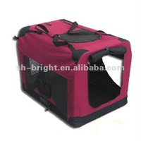 Folding Dog Soft Crate Carrier