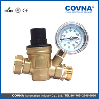 Adjustable RV Water Pressure Regulators