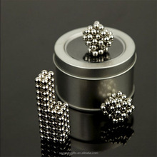 Puzzle magnetic balls 5mm magnet ball Stainless Steel Magnetic Ball