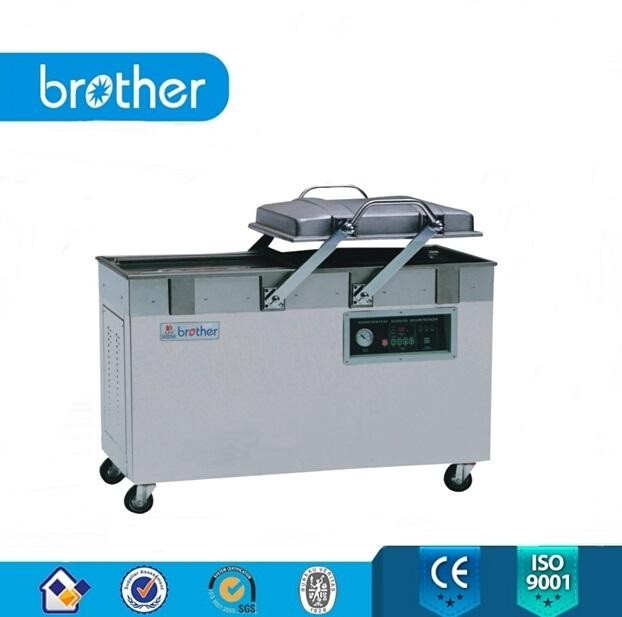 DZ(Q)400/2SB Good Price Double Chamber Automatic Vacuum Packaging Food Sealer Packing Machine for Tea