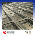 Good quality Galvanized metal deck/scaffolding steel board manufacturer
