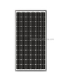 High Transmittance Glass Monocrystalline Silicon Solar Panels 180 Watt For House