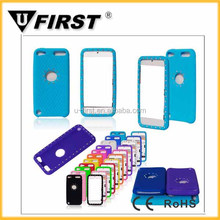 For ipod touch 5, crystal case for touch5 ,silicone case for touch5