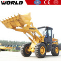construction machinery china mini front end wheel loader 3t for sale