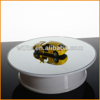Electricity Mirror Turntable Display Stand-A0111T-M