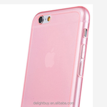 FOR iPhone 6S Plus Case Clear Case Soft TPU Gel Ultra Clear Slim Fit 0.65mm Ultra Thin Protective Skin for iPhone SE