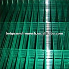 high quality plastic coated welded wire mesh panel
