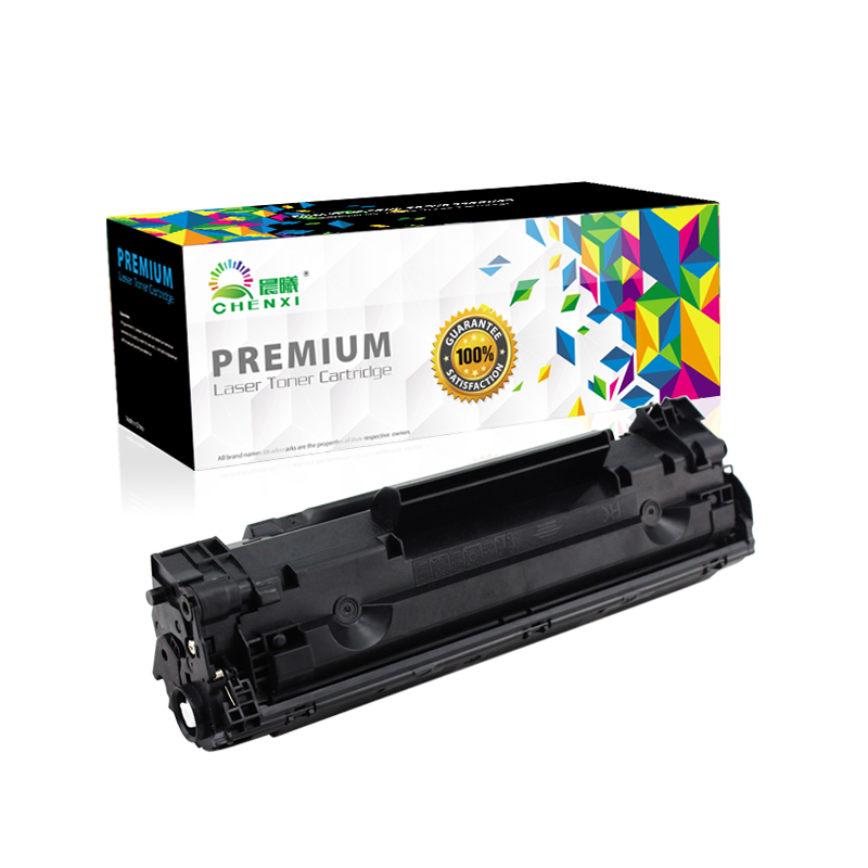 CHENXI <strong>printer</strong> toner for hp 435A 285A Universal toner cartridge