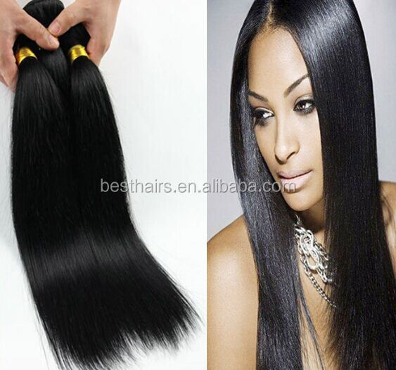 "5A!!!10 ""- 28"" sell real Brazilian virgin <strong>hair</strong> is 100% natural straight <strong>hair</strong> black <strong>hair</strong> wigs 50 grams of factory direct sale"