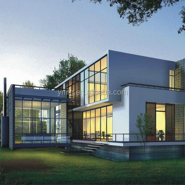 Fashionable Designed 150 Series Aluminum Glass Curtain Wall