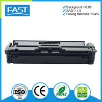 Cheap color compatible toner cartridge for hp cf400a