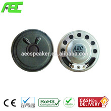 free sample 2 inch speaker driver 50mm 25 ohm 1w mini speakers
