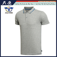 100% cotton polo t-shirt with brand name