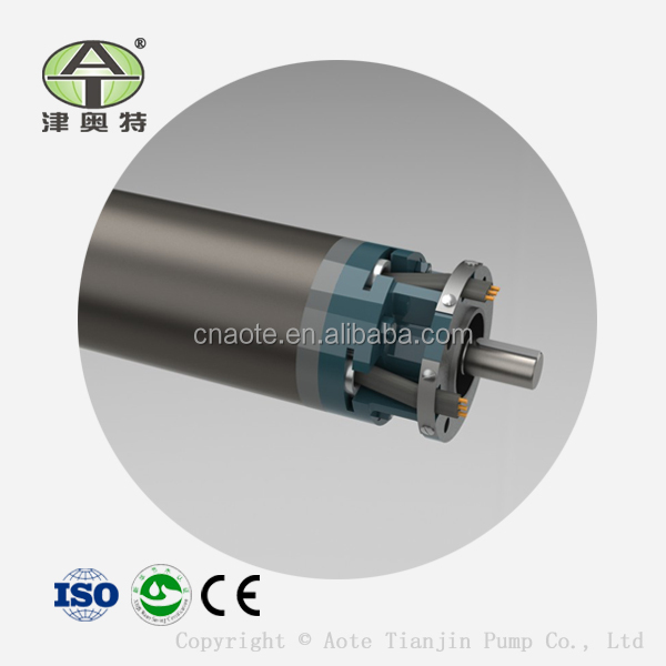 6inch diameter stainless steel 304 submersible pump