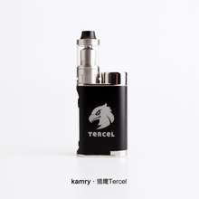 eco vaporizer vape band silicone kamry Tercel box vaporizer supported 6 mod 70W e cigarette liquid flavors