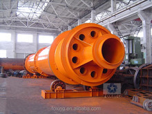 stainless steel screw conveyor rotary dryer for vinasse drying