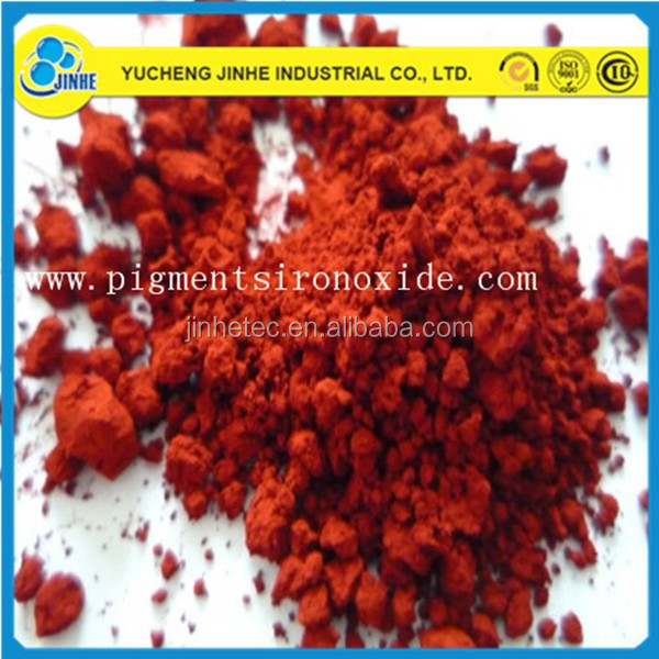 cement pigment iron oxide red/black/yellow/green/blue