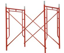 TSX-1722249 American Standard Construction Used Galvanized A Ladder Frame Scaffolding for Sale