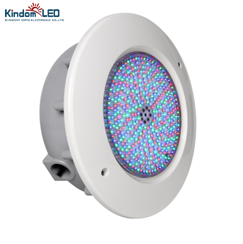 CE&ROHS approved built-in Par56 35W LED swimming pool lights IP68 LED pool light under water