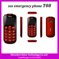 1.77inch T08 large keypad cell phone GSM850/900/1800/1900MHz sos emergency phone wholesale uk
