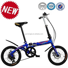 Children 16inch Folding Used Bicycles Very good price