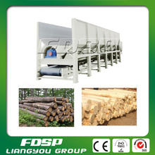 Automatic Small Horizontal Wood Splitter for Forest Log