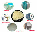 little pillow and pellet shapes shoes hot melt adhesive