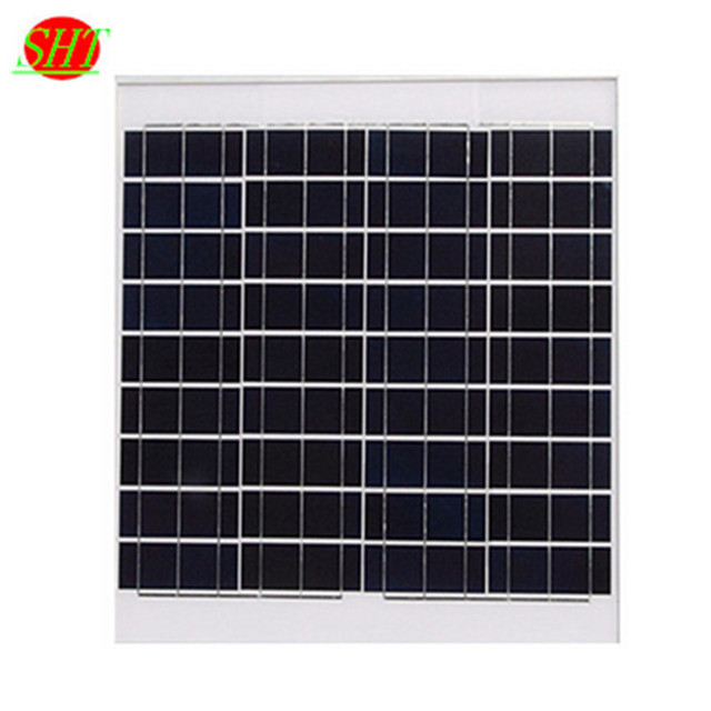 SHT high quality mono 55W solar panels solar <strong>energy</strong> for solar lantern