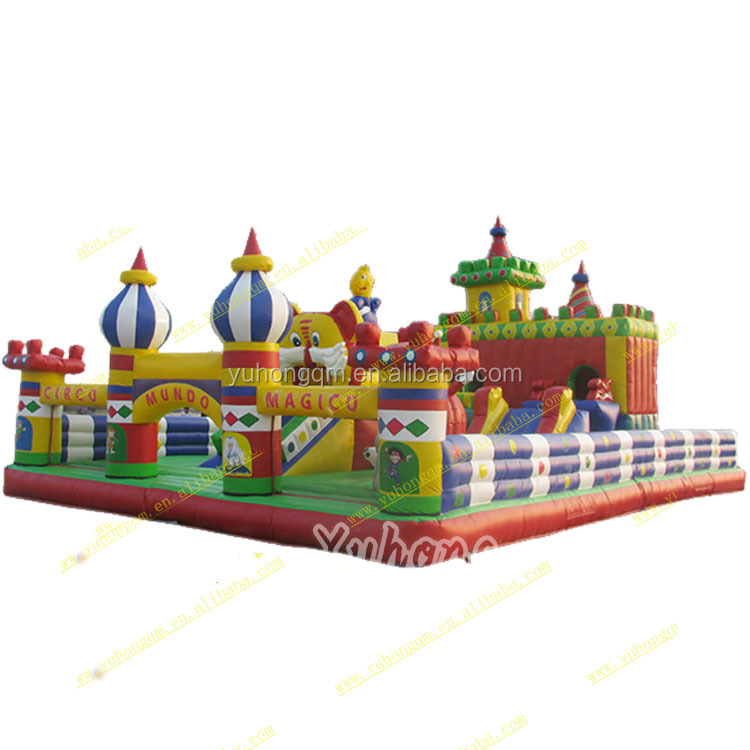 Factory good price high quality customize size jumping castles with prices