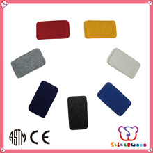 ICTI SEDEX factory eco-friendly portable felt cell phone cover