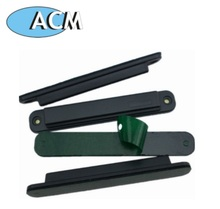 ABS Anti-metal UHF RFID Tag for License Plate Vehicles Waste Bin Tracking