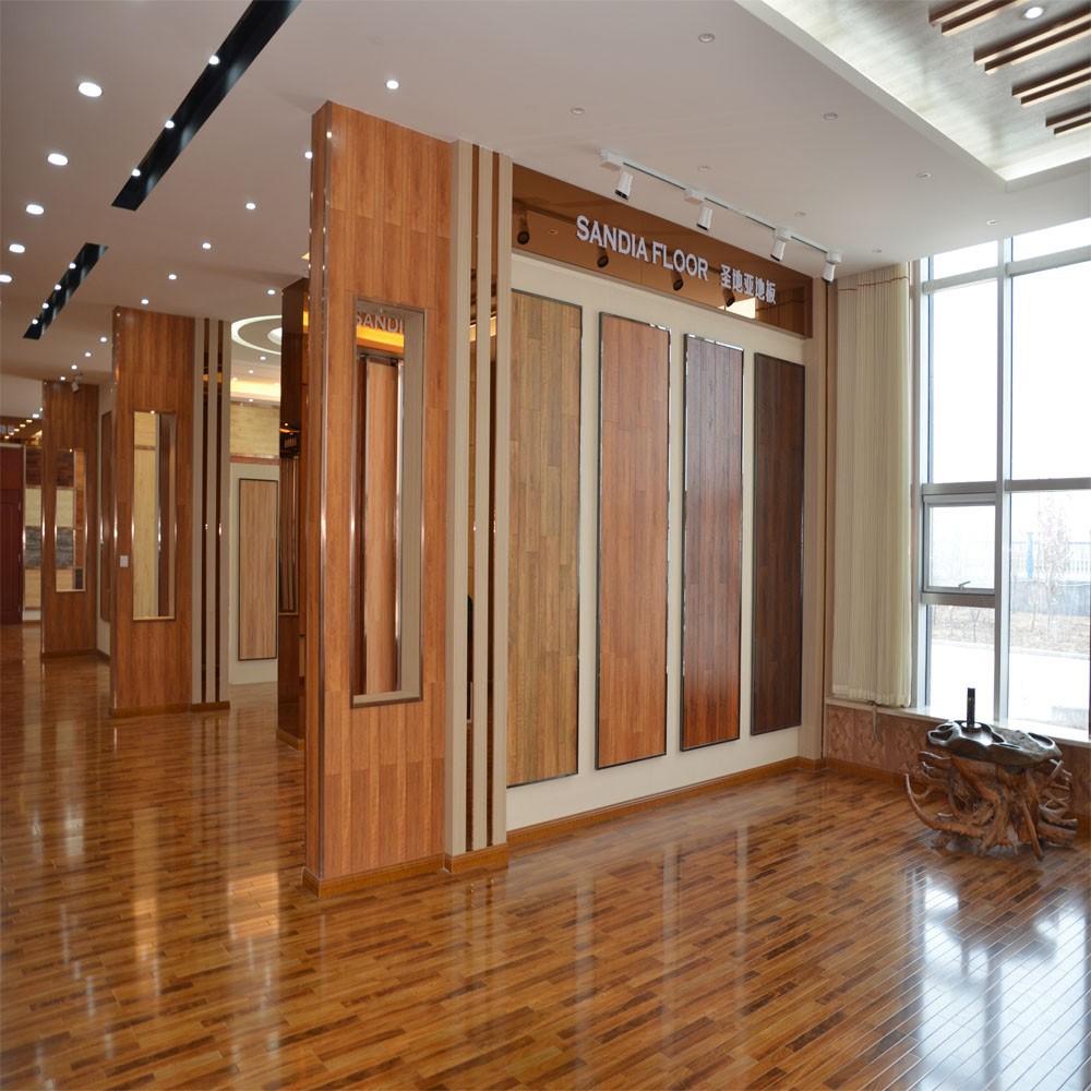 Mdf Wood Flooring : V groove eir register surface laminate mdf wood floor