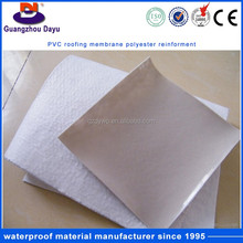 Suit All Kinds Of Building Roof Reinforced Pvc Waterproof Membrane