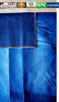 China sourced cotton/polyester/spandex stretch denim fabric