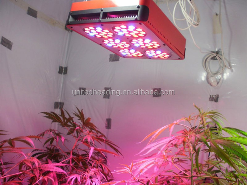 Apollo 6 270w plant led grow light full spectrum for indoor/hydroponic/greenhouse plants led plant grow light