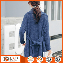Latest Design New Style Womens Knit Sweaters ladies long sweater