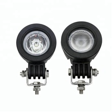 10W 2Inch Round Spot LED Work Light for 12v Cars motorcycle