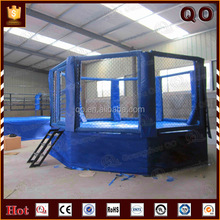 Top selling high grade standard octagon fighting cage