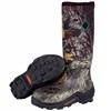 camo printed waterproof hunting men boots