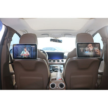 Multi language 11.6 inch IPS car headrest monitor android 6.0 speaker car tv monitor 1366*768 car back seat lcd monitor