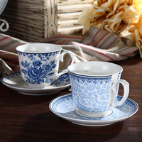 250CC Elegant Fine New Bone China Porcelain Tea Cup and Saucer set