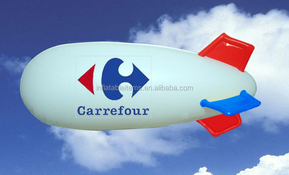 Customize Outdoor inflatable balloon helium blimp helium balloon