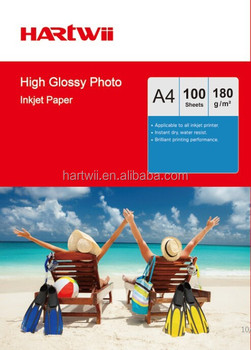 180g Inkjet Glossy Photo Paper