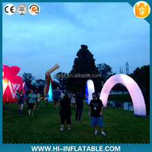 Hot-sale event decoration inflatable arch with led light No.03701