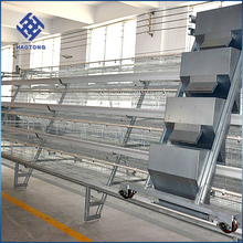 Design layer chicken / broiler chicken/chick cages for poultry farm