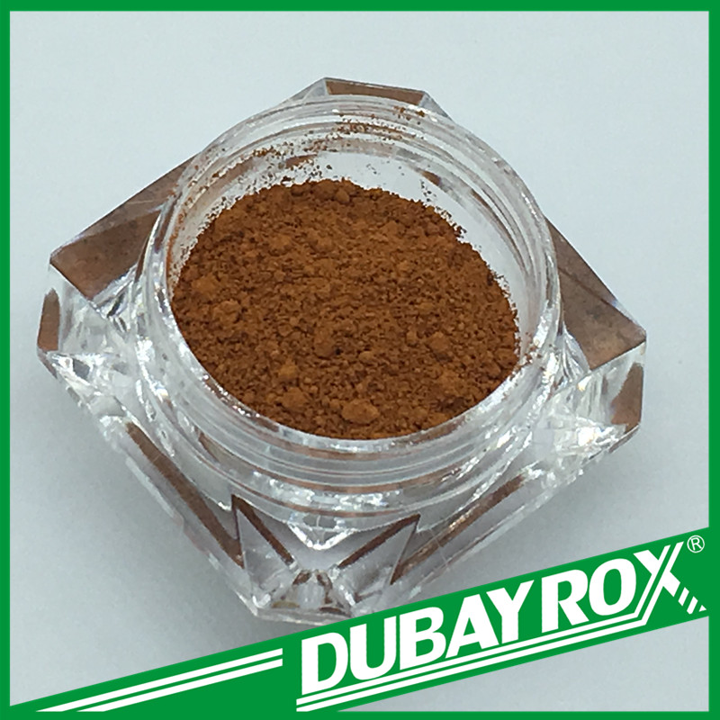 Purity 88% Iron Oxide Orange DB960 for Cement and Stucco