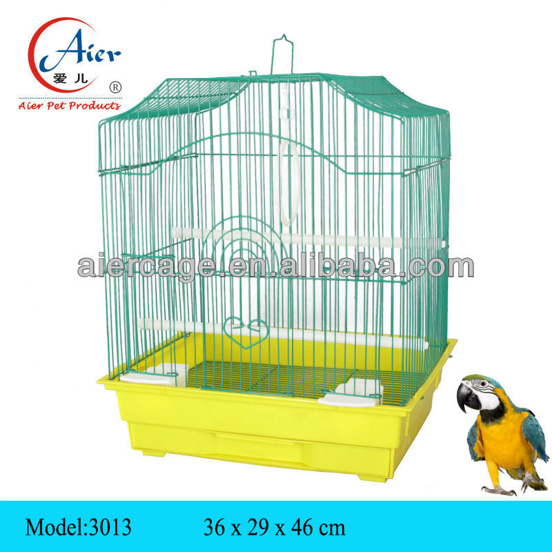Wrought in iron pet cages bird cage accessories